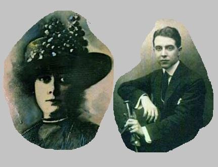 Мария и Виктор Пенаско