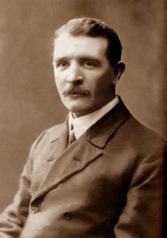 Уильям Мэрдок