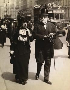 Генри Клей Фрик с супругой