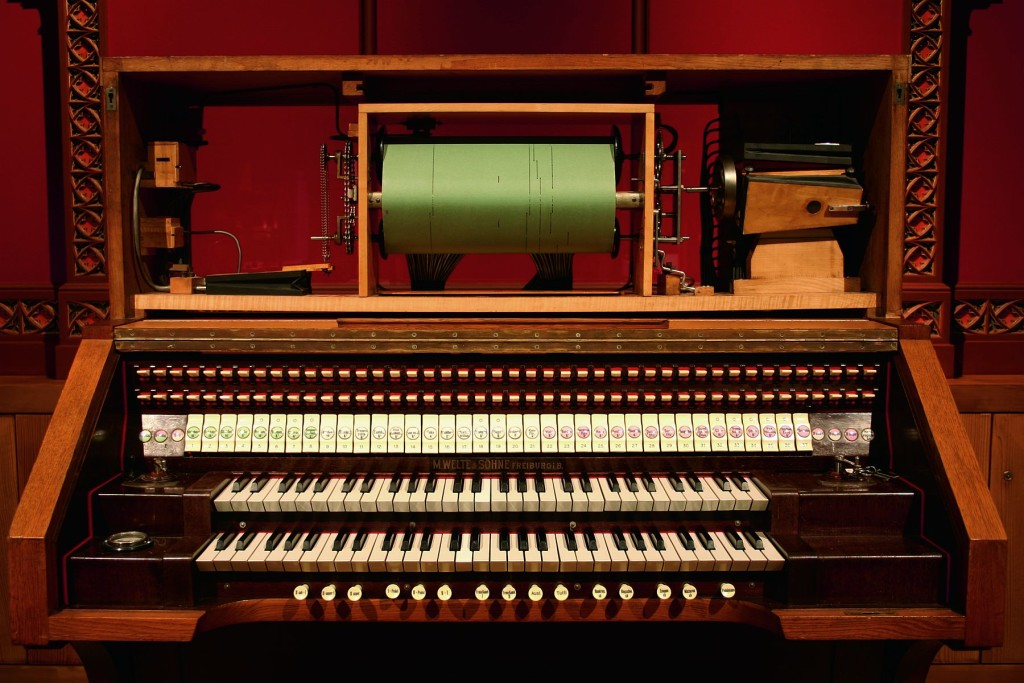 Британник орган