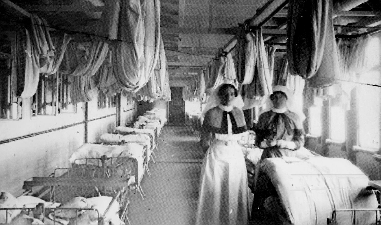 Медсестры Британника