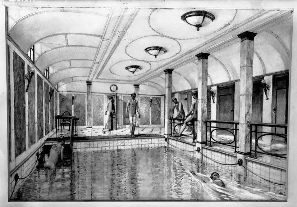 Британник бассейн