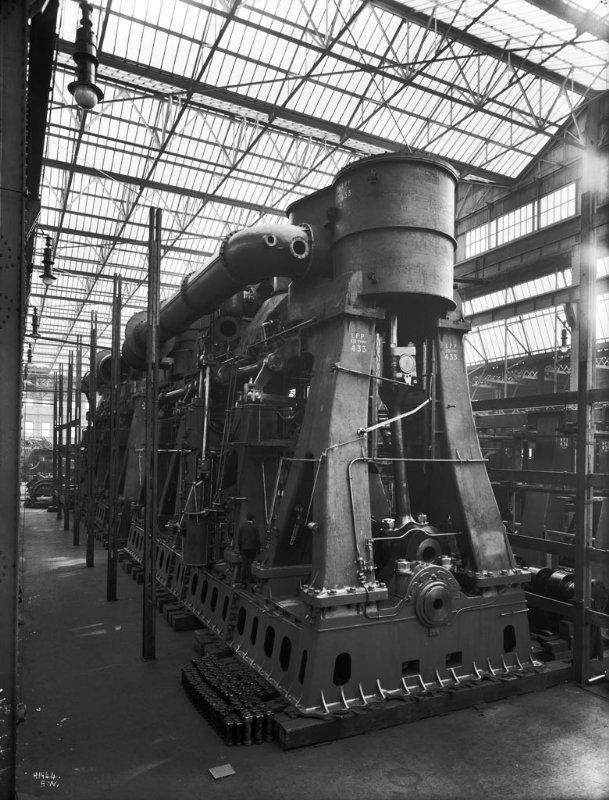 Titanic Engine Room Coal: Глава 2. Брат, но не близнец. Различия в конструкции и