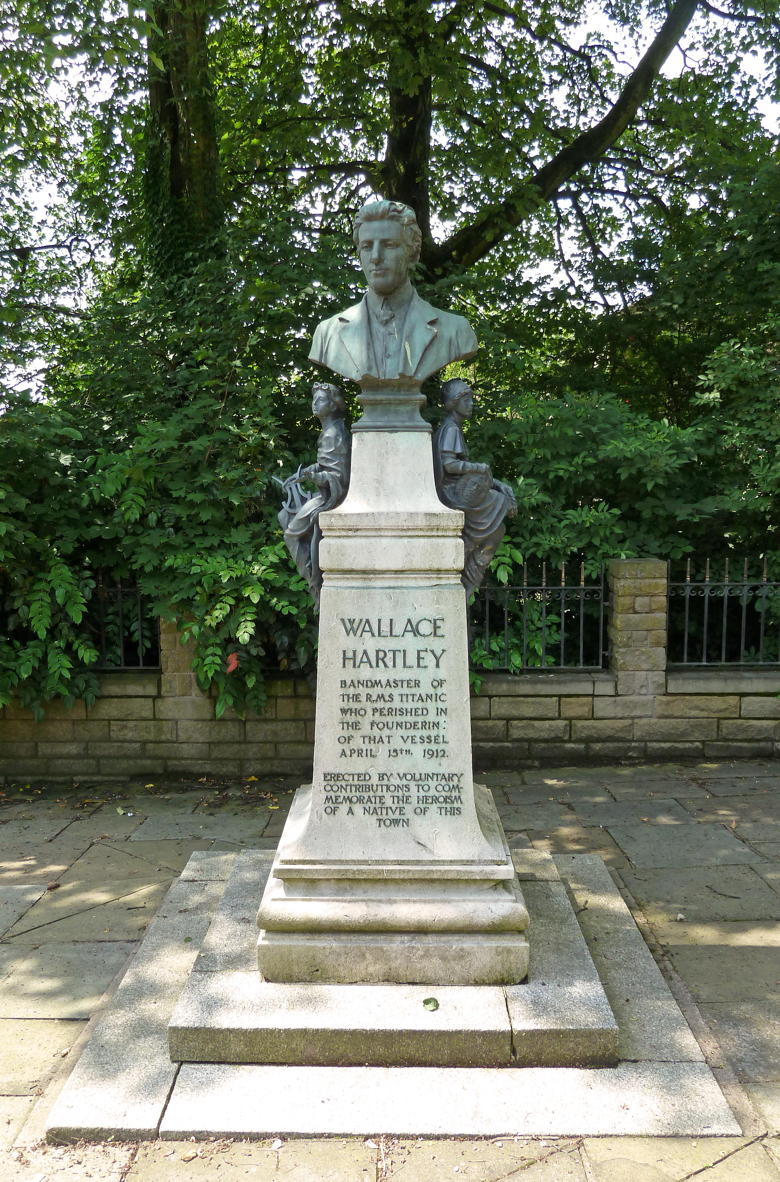 Мемориал, установленный в городе Колн